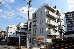サンシャトー山本[3階]の外観
