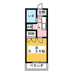天台駅 3.3万円