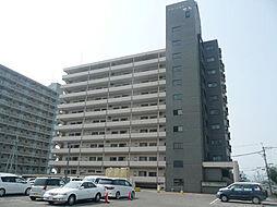 グリーンヒル波分[6階]の外観