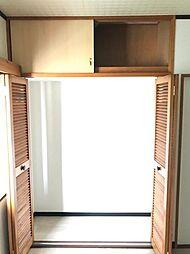 北西洋室 収納スペース