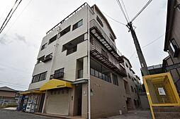 プチシャン阪本[201号室]の外観