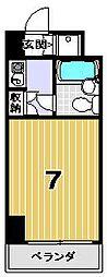 シリウス星の子 リノベ[3階]の間取り