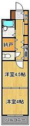 八幡駅 3.7万円