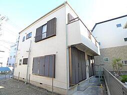 中澤ハウス[1階]の外観
