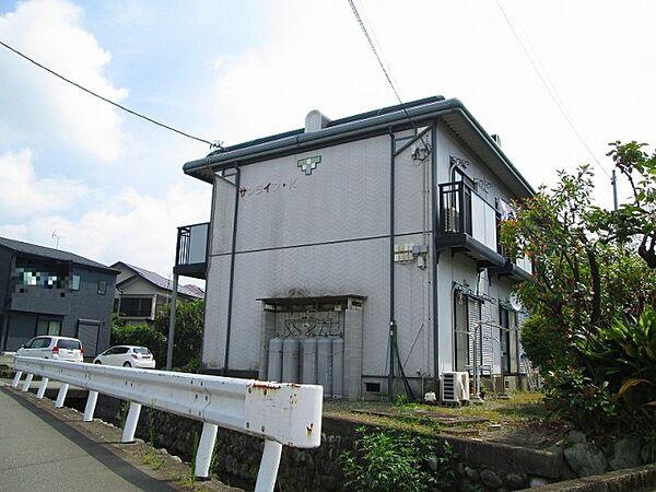 サンライフK 2階の賃貸【神奈川県 / 足柄上郡開成町】