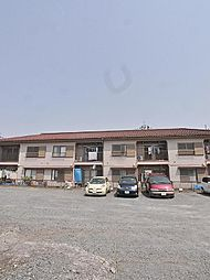 コーポヤカタ[2階]の外観