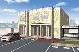 仮)蘇原寺島町M様新築アパートII[1階]の外観