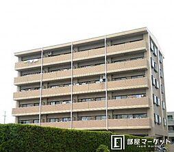 愛知県岡崎市羽根西新町の賃貸マンションの外観