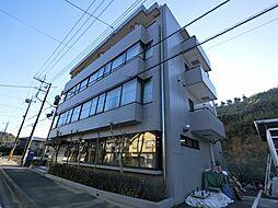 千葉県佐倉市六崎の賃貸マンションの外観