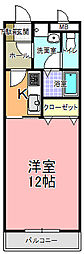 COCOONS−Design[405号室]の間取り