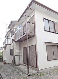 神奈川県秦野市沼代新町の賃貸アパートの外観