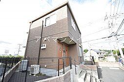 神奈川県横浜市戸塚区小雀町の賃貸アパートの外観