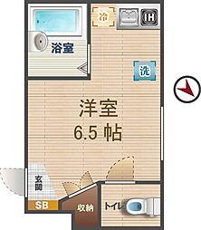 落合駅 7.3万円