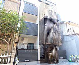 京都府京都市中京区壬生下溝町の賃貸マンションの外観