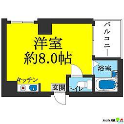 沢ノ町駅 2.5万円