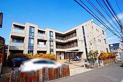 神奈川県藤沢市石川5丁目の賃貸マンションの外観