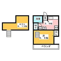 東武練馬駅 6.3万円