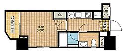 ロアール武蔵新城[11階]の間取り
