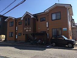 エトワール浅ノ川[203号室号室]の外観
