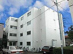 レ・シャンブル[2階]の外観
