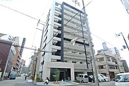 レジュールアッシュ難波MINAMI-II[8階]の外観