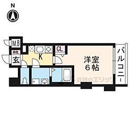 北野白梅町駅 1.9万円