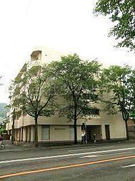 北海道札幌市中央区北一条西28丁目の賃貸マンションの外観
