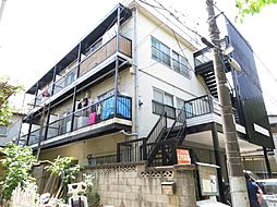 岡田マンション[302号室]の外観