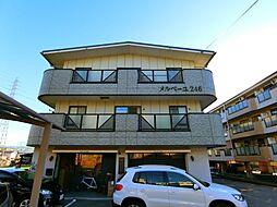 メルベーユ246[2階]の外観