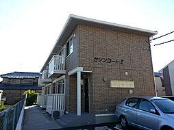 [タウンハウス] 愛知県安城市東栄町3丁目 の賃貸【愛知県 / 安城市】の外観