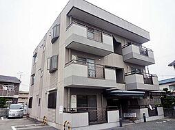 大阪府池田市神田4の賃貸マンションの外観