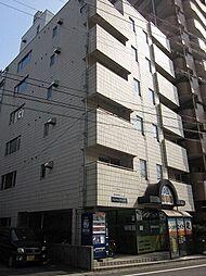 新潟県新潟市中央区弁天2丁目の賃貸マンションの外観