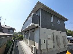 千葉県千葉市若葉区太田町の賃貸アパートの外観
