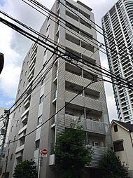 アパートメンツ白金高輪[9階]の外観