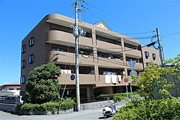 兵庫県三田市横山町の賃貸マンションの外観