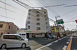 石田スカイマンション[602号室]の外観