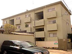 大阪府堺市西区浜寺諏訪森町西4丁の賃貸マンションの外観