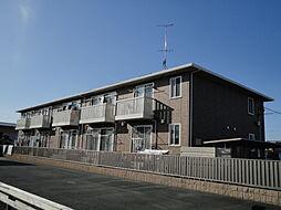 静岡県浜松市浜北区尾野の賃貸アパートの外観