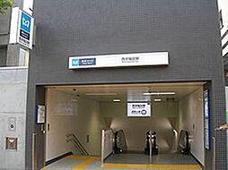 東京都新宿区高田馬場2丁目の賃貸アパートの外観