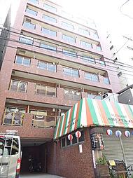 ニューハイツ麻布仙台坂[7F号室]の外観