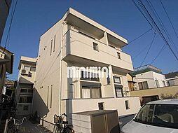 ピュア箱崎東 八番館[1階]の外観