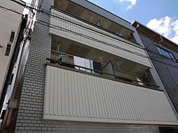 大島マンション[2階]の外観