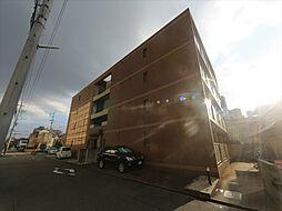 愛知県名古屋市北区山田町4の賃貸マンションの外観