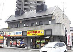 広島県東広島市西条町寺家の賃貸アパートの外観
