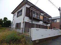 横山コーポ[2階]の外観