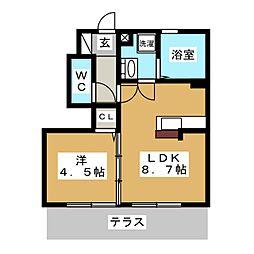 亀島駅 6.6万円