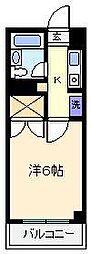 メゾンノムラ[2階]の間取り