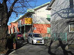 フジコーポ八ヶ崎[2階]の外観