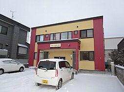 [テラスハウス] 北海道札幌市北区篠路二条5丁目 の賃貸【北海道 / 札幌市北区】の外観