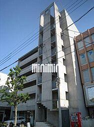 サンダイヤルマンション[2階]の外観